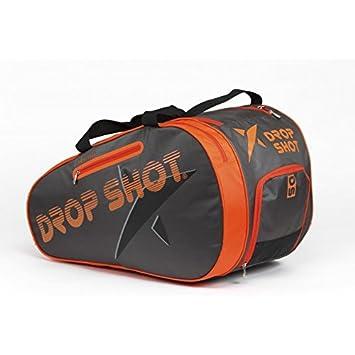 DROP SHOT Paletero Neo, Adultos Unisex, Naranja, 1: Amazon.es: Deportes y aire libre