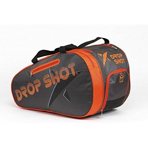 DROP SHOT Paletero Neo, Adultos Unisex, Naranja, 1: Amazon.es ...