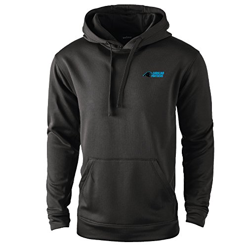 NFL Carolina Panthers adult Champion Polyester Tech Fleece Pullover