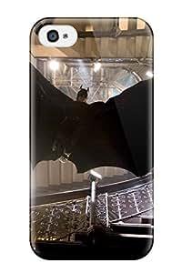 Hot Tpu Cover Case For Iphone/ 4/4s Case Cover Skin - Batman Begins ()