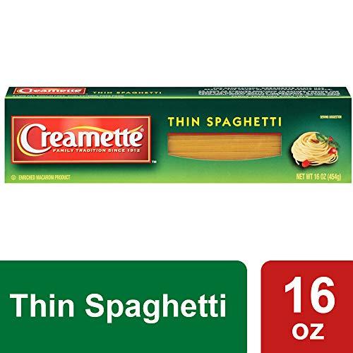 Creamette Thin Spaghetti 16 oz