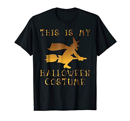 This Is My Halloween Costume 2017 Halloween Shirt Gift ()