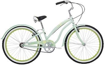 Alpha Plus AP-HMNY24 - Bicicleta de paseo (para niña, 61 cm ...