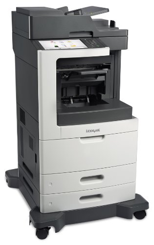 Lexmark MX812DFE Monochrome Printer with Scanner, Copier and Fax - 24T7432 ()