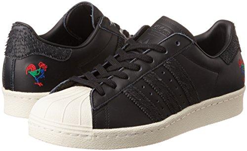 EU Black 80s 2 42 Cn Originals Ba7778 Superstar 3 Adidas YwxXCq4O66
