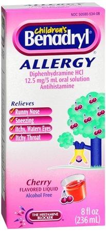 childrens-benadryl-allergy-liquid-cherry-8-ounces