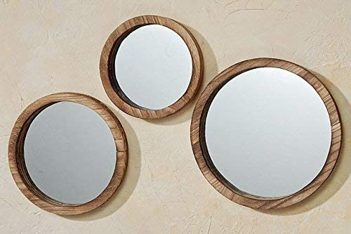 The Rustic Boho Chic Porthole Mirror