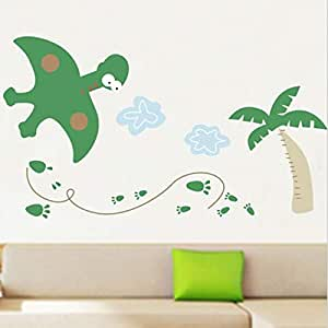 Large Dinosaur Nursery Baby Room Wall Art Vinyl Decal Stickers