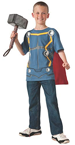 Thor Kids Top and Cape Set ()