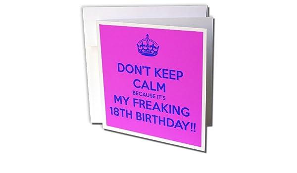 3dRose gc_163838_2 - Tarjeta de felicitación de cumpleaños ...