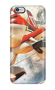 Hot 6090406K28211479 Perfect Tpu Case For Iphone 6 Plus/ Anti-scratch Protector Case (planes Fire & Rescue 2014) WANGJING JINDA
