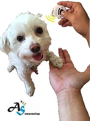 A&S Creavention dog trainning clicker set