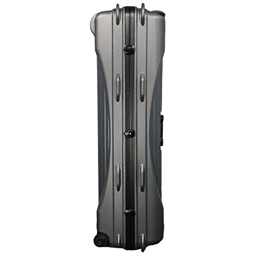 Izzo Hardcore Travel Cover (Medium) (GREY)