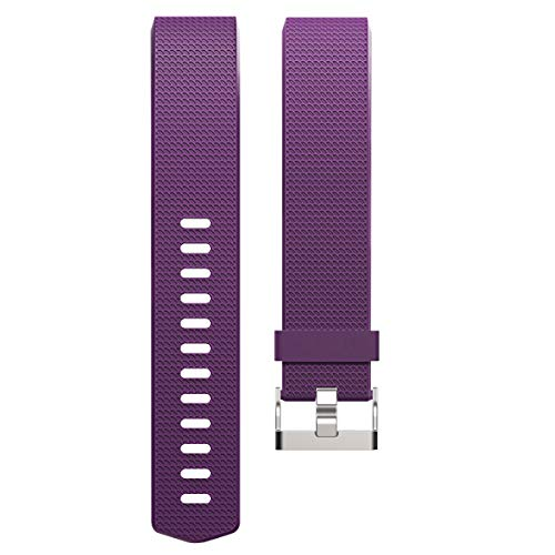 Humenn Bands Compatible with Fitbit Charge 2, 3 Pack Classic & Special Edition Replacement Bands for Fitbit Charge 2, Women Men 2