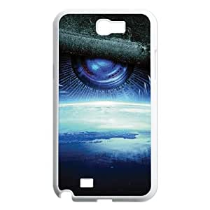 WJHSSB Diy Phone Case Transformers Pattern Hard Case For Samsung Galaxy Note 2 N7100