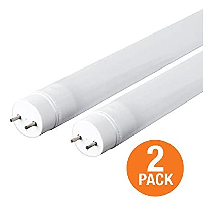 Feit Electric T848/841/LED/2 Plug-N-Play Led Fluorescent Tube Replacement Frost