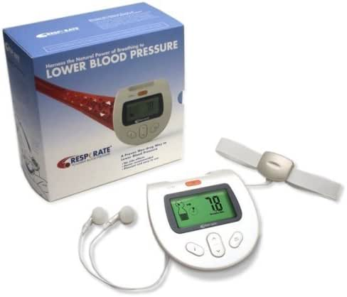 RESPeRATE Ultra: A Non-Drug Hypertension Treatment Device for Lowering High Blood Pressure Naturally.