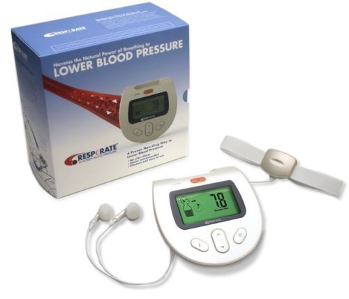(RESPeRATE Ultra: A Non-Drug Hypertension Treatment Device for Lowering High Blood Pressure Naturally.)