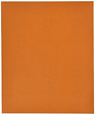 "Gator Finishing 4222 320 Grit Bare Wood Sanding Sheets (25 pack), 9"" x 11"""