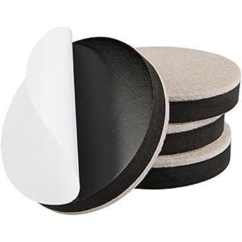 Super Sliders  Piece Furniture Moving Kit for Hardwood Floors