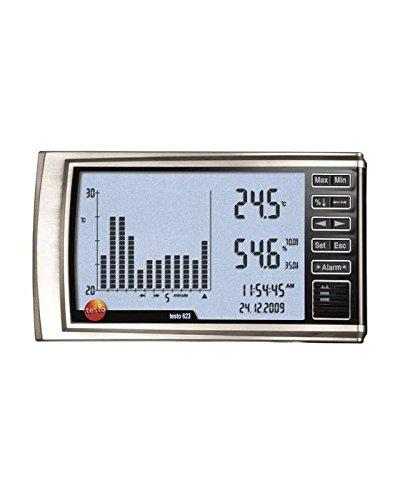 testo 623 高精度卓上式温湿度計 B003BGKU7S