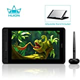 Huion KAMVAS Pro 12 GT-116 Graphics Drawing Monitor Pen Display Tilt Function Battery-Free Stylus 8192 Pen Pressure - 11.6 Inches