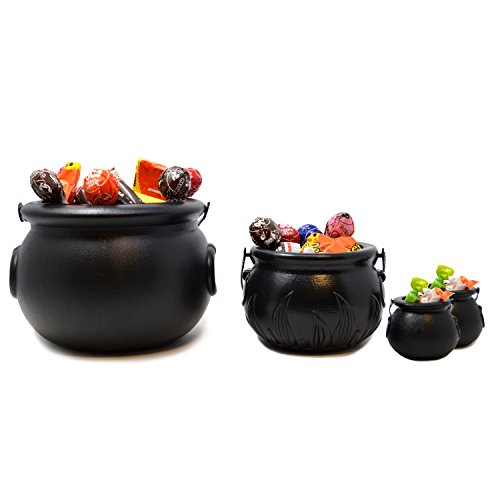 Buy plastic cauldron 12 inch
