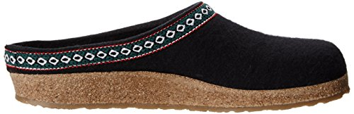 M 15 M Men's Grizzly Women's EU 46 Gz14 Black Haflinger 13 Clog Classic US US OfwgqR