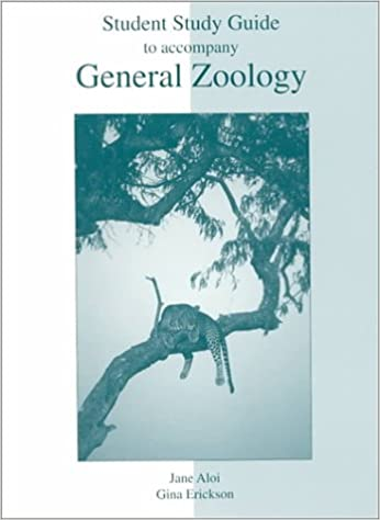 mcgraw hill zoology study guide
