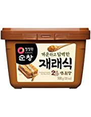 Unpasteurized Jaeraesik Soybean Paste (1.1 Lb) by Chung-jung-one by Chung Jung One