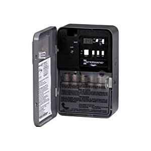 xcdiscount eh10 120 volt lectronique chauffe eau minuterie tools home improvement. Black Bedroom Furniture Sets. Home Design Ideas