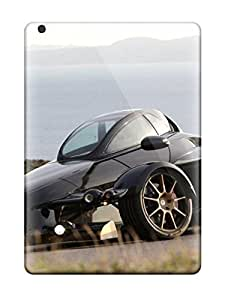 Awesome Vehicles Car Flip Case With Fashion Design For Ipad Air