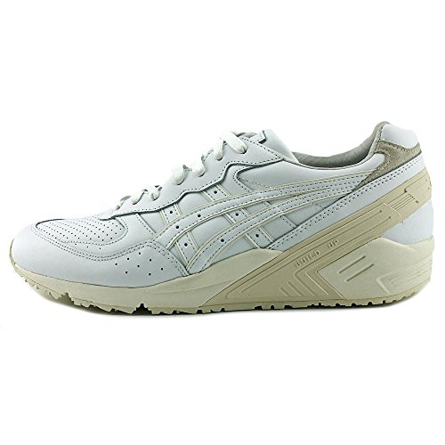 Onitsuka Tiger Herren H6M1L Leder Low Top Lace Up Wanderschuhe Weiss weiss