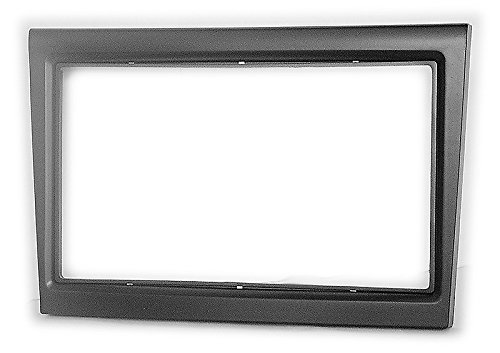 Carav 11-585 Car Radio Stereo Face Facia Fascia Panel Frame DVD Dash Installation Surrounded Trim Kit for PORSCHE 911 (997) 2008-2012); Boxster (987) 2009-2012; Cayman (987) 2009-2013 with 17398MM by CARAV