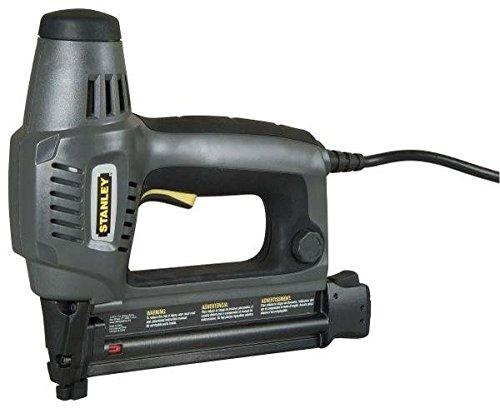 Stanley HD Elektrotacker, 2.5m Kabellänge, Soft Grip, Sicherheitskontakt-Schalter, Krafteinstellrad, 6-TRE650