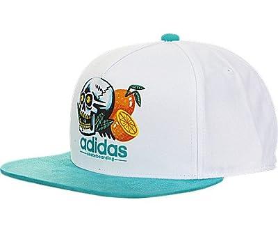 adidas Oranges & Skulls Snapback