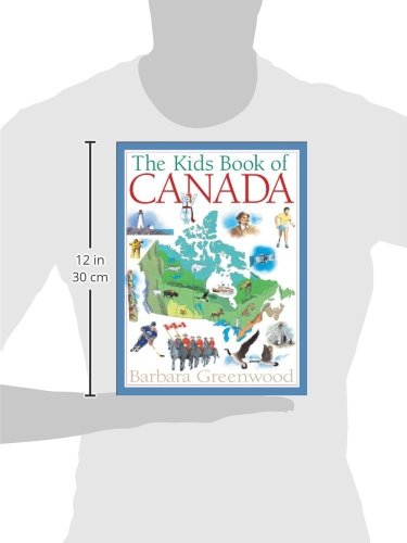 The Kids Book of Canada by Kids Can Press (Image #2)