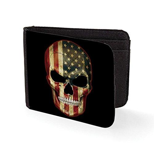 Evil Skull Wallet - 2