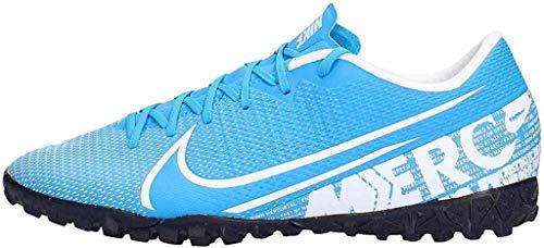 Nike Mercurial Vapor 13 Academy Turf Shoes (12.5 Women / 11 Men M US)