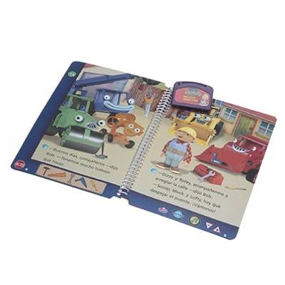 LeapFrog Enterprises Spanish Pre-K & Kindergarten LeapPad Book: Bob and Lofty Save The Day: Toys & Games