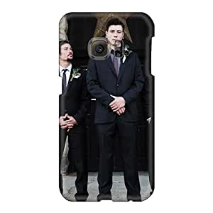 Shock Absorbent Hard Phone Covers For Samsung Galaxy S6 With Support Your Personal Customized Fashion Norther Band Pictures JamieBratt
