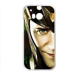 DAZHAHUI loki tom hiddleston Phone Case for HTC One M8