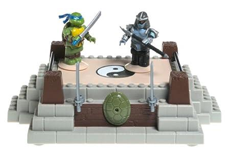 Amazon.com: Teenage Mutant Ninja Turtles Guarida de combate ...