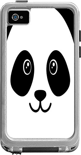 Panda Bear Face Cute Lifeproof Fre iPod Touch 4th Gen Vinyl Decal Sticker Skin