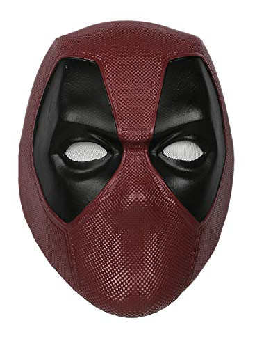 DP Wade Mask Deluxe Resin PU Full Head Helmet Adult Teens Cosplay Costume Accessory Prop -