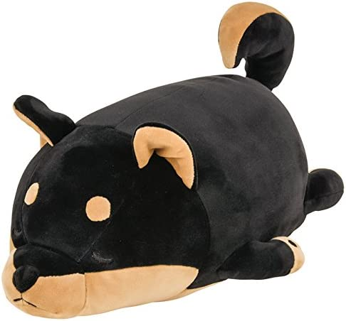 Livheart Fluffy Animals Panda Bolster 58811-99 from Japan