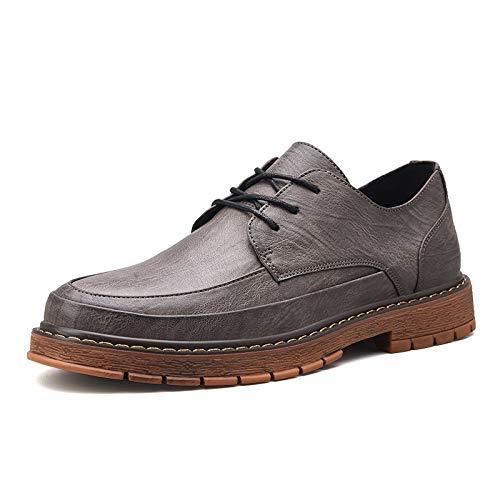 Apragaz Zapatos De Vestir De Cuero Oxford Brogues para ...
