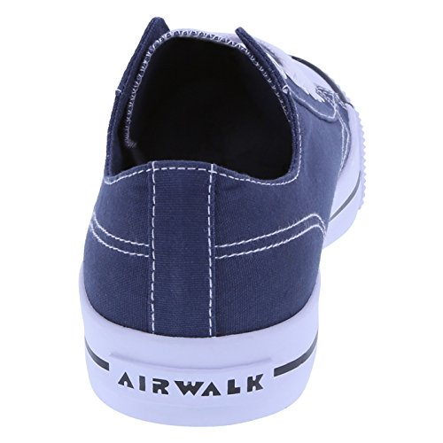 Airwalk Mens Legacee Sneaker Blue Canvas Yq0OCjPcK