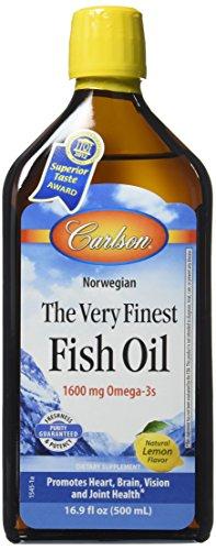 Carlson Very Finest Fish Lemon