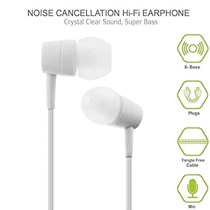 9a6c1afbbb8 Richer Brand Jio Phone Supported Earphone: Amazon.in: Electronics